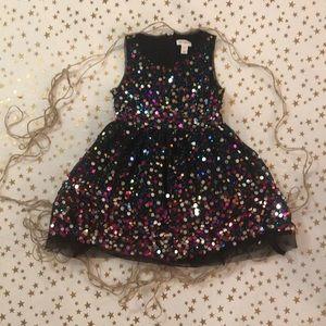 Cat & Jack party dress